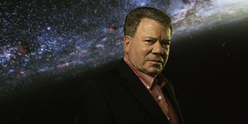 Stasera su Focus William Shatner nel docu-film The Truth Is in the Stars